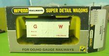 Wrenn Railways W5019 Refrigerator Van GW boxed P4