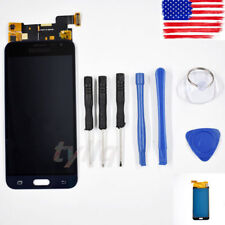 Black Touch Screen Digitizer LCD Display For Samsung Galaxy J3 J320P/M/F FREE US