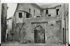 """french postcard,pezanas villa d""""art ancienne prison consulaire"""