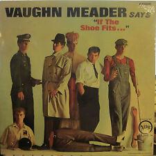 "► Vaughn Meader - Says ""If the Shoe Fits...""  (Verve V-15050)  (Mono) (Sealed)"