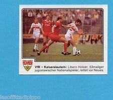 GERMANIA FUSSBALL 80-PANINI-Figurina n.269- VIB STUTTGART -Rec