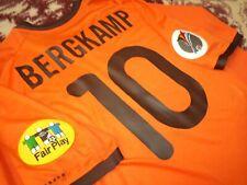 Jersey nike Dennis Bergkamp (XL) Holland Netherlands 2000 euro uefa vintage rare