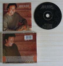 CD ALBUM NOCHE DE CUATRO LUNAS - IGLESIAS JULIO 13 TITRES 2000