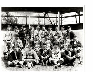1900'S BUFFALO BISONS 8X10 TEAM PHOTO BASEBALL NEW YORK  HOF MLB USA