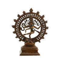 Statua Di Shiva Nataraj Nataraja Natraj Danza 1.050KG India 4661