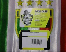 Album Calciatori 2015 2016 TOUR CARD panini