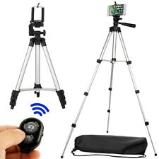 Long Camera Tripod With Remote Control Phone Stand Holder Tripod With Self Timer