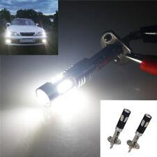 Paar H1 50W 6000K Xenon White LED Lampen für Nebelscheinwerfer Tagfahrlicht DRL
