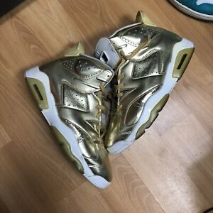 Size 10.5 Jordan 6 Retro Pinnacle 2016 No Box