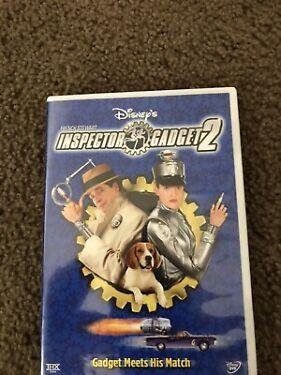 Inspector Gadget 2 DVD Untested