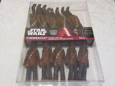 Disney Star Wars The Force Awakens Chewbacca Light Set String Lights Christmas
