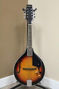 Alabama ALM20E A Style Acoustic-Electric Mandolin Tobacco Sunburst