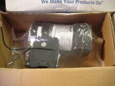 New unused surplus bison 115v AC gearmotor 016-103-1010 165rpm baldor leeson