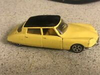 Politoys - Vintage Metal Model - Citroen DS 21 - 1:43 - very good Condition