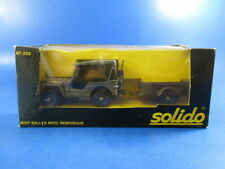 Solido Willys Diecast Cars, Trucks & Vans