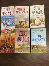 Debbie Macomber Lot of 16 VG to Good See List of Titles