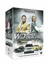 WHEELER DEALERS COMPLETE COLLECTION NEW 38 DVD BOXSET SERIES 1-11 & TRADING UP