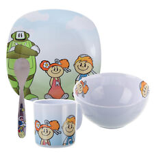 WMF WILLY MIA, FRED Kindergeschirr Set, 4-teilig