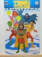 Teen Titans Rebirth #1 Variant Edition D.C. Universe Comics  CB5033