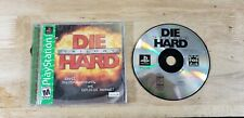 Die Hard Trilogy Ps1 (Sony PlayStation 1, 1996) Greatest Hits