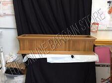 """Frontgate Fg Outdoor Window Box Flower Herb Garden Planter Wooden 48"""""""