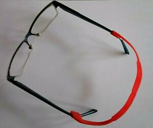 GLASSES SECURE SPORTS ELASTIC STRAP - RED 21cm (BRAND NEW)