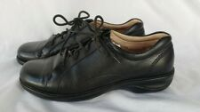 Red Wing Victoria 4174 Leather Black Lace-Up Oxford Slip Resistant Shoe Size 8.5