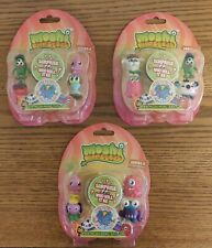 New Moshi Monster - Series 6 - blister pack with 5 characters