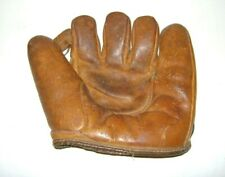 Vintage Western Softball Baseball Glove G1382 Leather