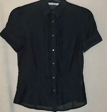 Zara Blouses Fitted Tops & Shirts for Women