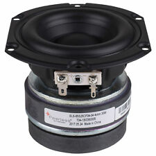 "Peerless SLS-85S25CP04-04 3-1/4"" Paper Cone Woofer 4 Ohm"