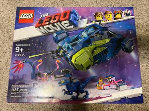 Lego The Movie 2 Rex's Rexplorer Lego 70835