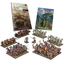 Kings of War BNIB The Battle of the Glades: Two Player Battle Set MGKWM110