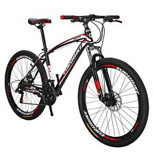 "X1 27.5"" Mountain Bike Shimano 21 Speed Disc Brakes  Full Bicycle Mens MTB Bikes"