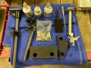 Misc. tooling/accessories for TMC Breadboard/Optical Table