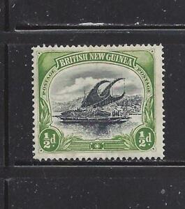 BRITISH NEW GUINEA (PAPUA NEW GUINEA)  - 1 -  MH - 1901 - LAKATOI SAILING VESSEL