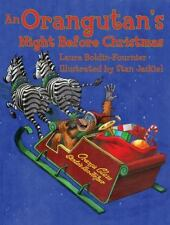 Orangutan's Night Before Christmas, An-ExLibrary