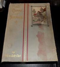 Vintage 1900 Book : The Cripple of Nuremberg 290pp Hardcover by F.B. Clark