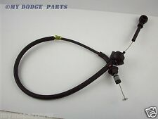 1998-02 Dodge Ram Diesel Throttle Cable 53031626AC Accelerator Cable OEM Mopar