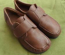DANSKO Leather Brown Casual Shoes Adjustable Strap EU42 UK8 US9 Vintage