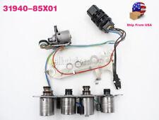 OEM Solenoid Kit Pack RE4F04B RE4F03B 31940-85X01 For 00-on Maxima Sentra Altima