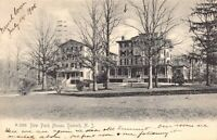 Postcard New Park House in Summit, New Jersey~128121
