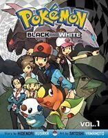 Pokemon Black and White 1, Hidenori Kusaka, Like New, Paperback