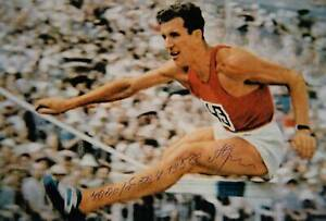 YURIY LITUYEV (†) *URS* > 2. Olympics 1952 / ATH - sign.rare photo
