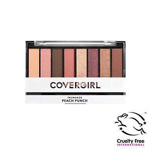 Covergirl truNAKED Eyeshadow Palette ~ Peach Punch