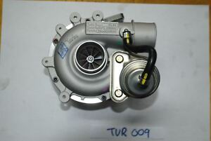 Turbo Charger (WL84-13700) For Mazda Bravo B2500 Ford Ranger Courier WL 2.5L