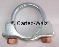 1x échappement Pince collier de serrage montage pour FORD M10 Ø55mm
