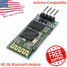 HC-06 Bluetooth Wireless RF Receiver Module Slave Mode TTL/RS232 for Arduino