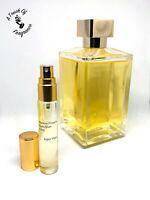 Aqua Vitae EDT  by Maison Francis Kurkdjian - 10ml sample - 100% GENUINE