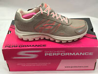 Skechers Go Golf Lynx Balistic Natural/Coral Womens Golf Shoes 7.5M Were $100